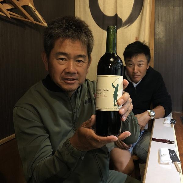 おいしい食事とおいしいお酒。|藤田寛之からこぼれる言葉 this week Fujita220