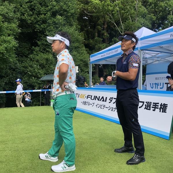 楽しいプレーでしたよ。|藤田寛之からこぼれる言葉 this week Fujita251