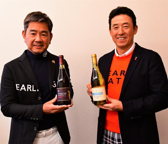 日本のブドウを使ったワイン。|藤田寛之からこぼれる言葉 this week Fujita280