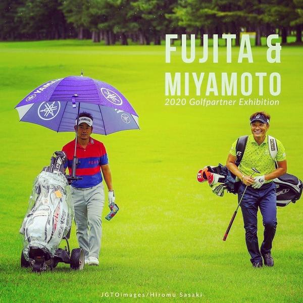トップレベルの選手たちと。|藤田寛之からこぼれる言葉 this week Fujita299