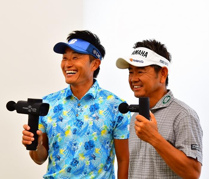 鼻に棒を突っ込んで。|藤田寛之からこぼれる言葉 this week Fujita354
