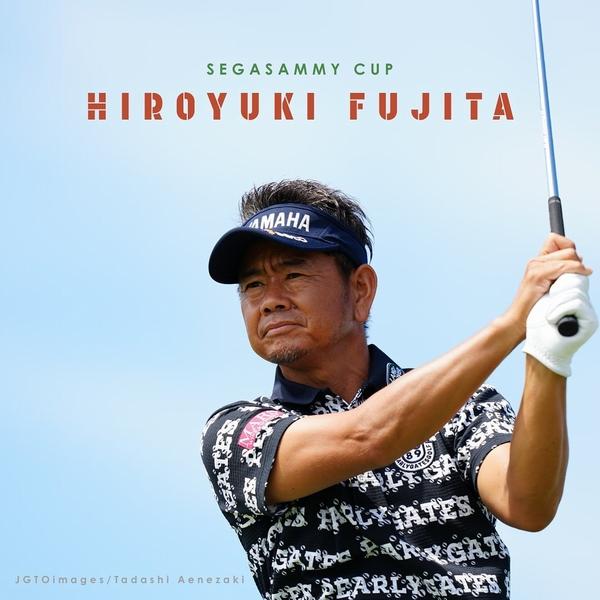 一瞬でも「おっ!」と。|藤田寛之からこぼれる言葉 this week Fujita355